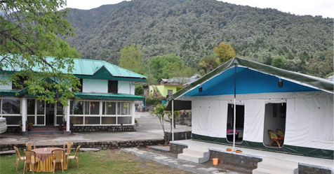 Hotel in bir | Hotels in Kangra | Resort in Kangra | Hotels in bir